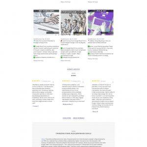 Business Site - Darmowa Witryna Google