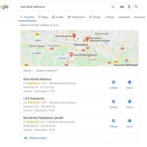 Wyszukiwanie po słowie lokalnym